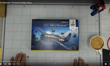 FM-2 Wildcat – recenzja video – Rafhart
