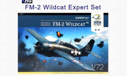 FM-2 Wildcat™ Expert Set inbox review on Hyperscale