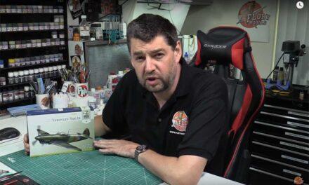 Review Yak-1b Model Kit – Video – Flory Models