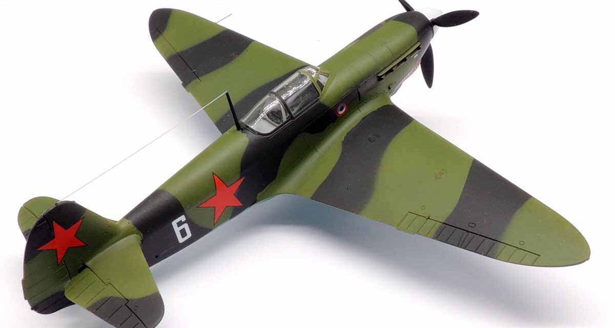 Jak-1b Expert Set – Galeria – Jacques Druel