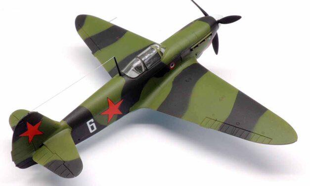 Yak-1b Expert Set – Gallery – Jacques Druel