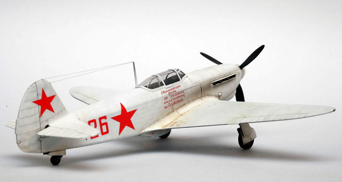 Yak-1b model quick built – in 10 hours!