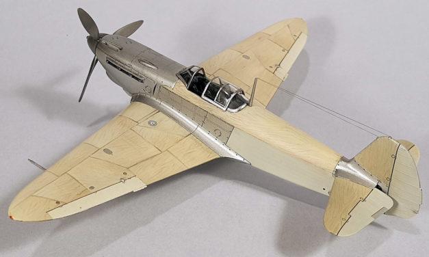 Yak-1b SF – Gallery – Marcin Ciepierski